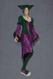 Joker dziewczyna Zdjęcie Royalty Free