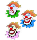Joker face Royalty Free Stock Image