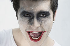 Joker face Royalty Free Stock Images