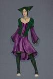 Joker girl Stock Images