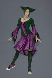Joker girl Stock Photos