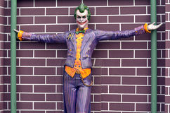 The Joker Royalty Free Stock Photo