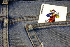Joker Jeans Stock Images