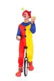 Joker Juggling Ball Stock Photography