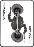 Joker mexicain Images stock