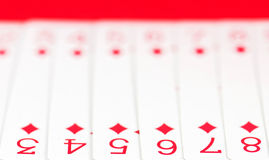 Joker playing cards Stock Photo