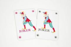 jokery fotografia stock
