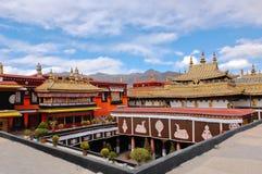 jokhang świątynia Obrazy Royalty Free