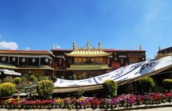 Jokhang Tempel Lizenzfreie Stockbilder