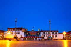 Free Jokhang Temple Royalty Free Stock Images - 41096379