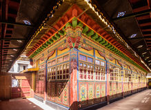 The Jokhang Temple. In Lhasa, Tibet, China Stock Image