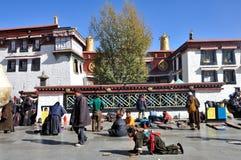 The Jokhang Temple Stock Photos