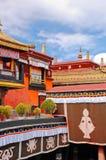 Jokhang temple, Tibet Stock Photography