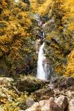 Jokkadin waterfall Stock Photography