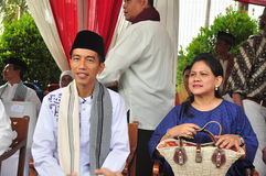 Joko Widodo Stock Photography