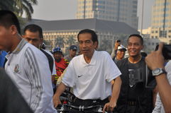 Joko Widodo Royalty Free Stock Image