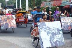 Jokowi Cebration Obrazy Royalty Free