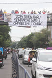 Jokowi for president Stock Images