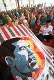 Jokowi for president Royalty Free Stock Photo