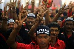 Jokowi Volunteir Zdjęcie Royalty Free