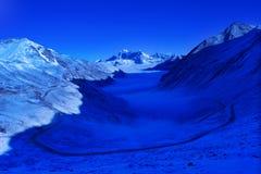 Jokul. It  is balon mountain  of china Stock Photos