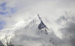 Jokul nel Tibet fotografia stock libera da diritti