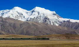 jokul tibet royaltyfri fotografi