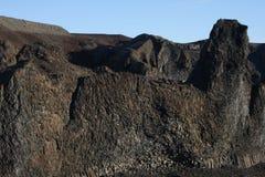 Jokulsacanion, IJsland Royalty-vrije Stock Fotografie