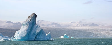 Jokulsalon iceberg Stock Photography