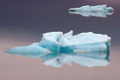 Jokulsalon iceberg Stock Images