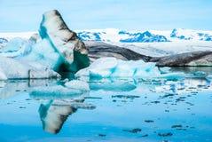 Jokulsarlon, Ισλανδία στοκ εικόνες με δικαίωμα ελεύθερης χρήσης