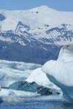 Jokulsarlon. Icebergs floating in Jokulsarlon lagoon, Iceland Stock Photo