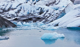 Jokulsarlon Glacial Lagoon Royalty Free Stock Photos