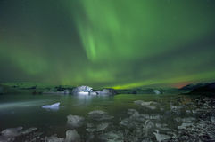 Jokulsarlon Glacial Lagoon, East, Iceland Royalty Free Stock Images