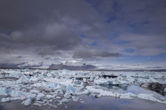 Jokulsarlon Glacial Royalty Free Stock Photography