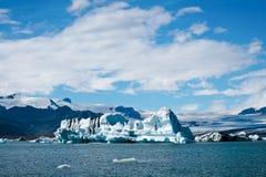 Jokulsarlon Glacial Lagoon in Iceland Royalty Free Stock Photo
