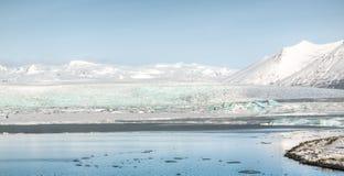 Jokulsarlon Glacial Lagoon Royalty Free Stock Image