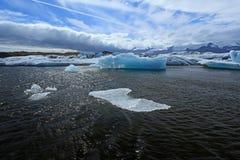 Jokulsarlon Glacial Lagoon Royalty Free Stock Photos