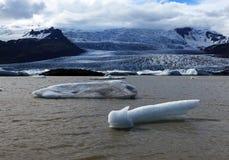 Jokulsarlon Glacial Lagoon Stock Photos