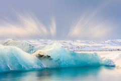 Jokulsarlon Glacier Lagoon Royalty Free Stock Photos