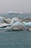 Jokulsarlon Glacier Lagoon Royalty Free Stock Photos