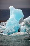 Jokulsarlon, glaicer lagoon Stock Images