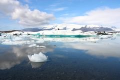 Jokulsarlon, Iceland Stock Photos