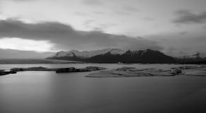 Jokulsarlon ,iceland Stock Image