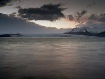 Jokulsarlon, Island Stockfotografie
