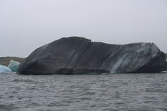 Jokulsarlon in Island stockfoto