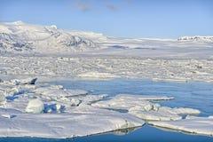 Jokulsarlon, Islandia Fotografía de archivo libre de regalías
