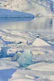 Jokulsarlon, Islandia Imágenes de archivo libres de regalías