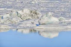 Jokulsarlon, Islandia Imagen de archivo libre de regalías