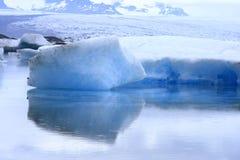 jokulsarlon jezioro Zdjęcie Royalty Free